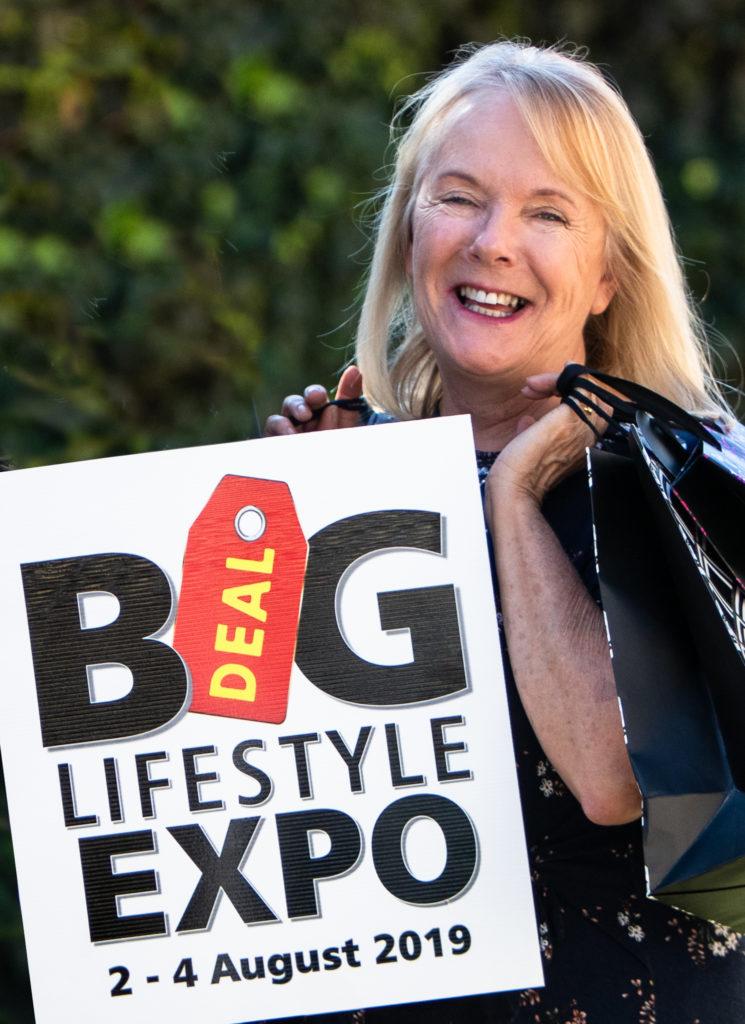 Big Deal Lifestyle Expo - Bev Wattrus
